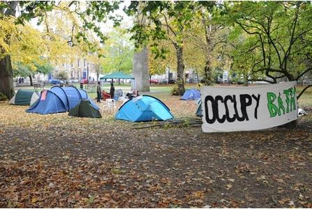 Occupy Bath