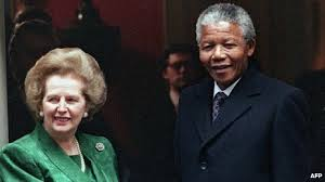 Thatcher Mandela