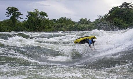 Kayak the Nile